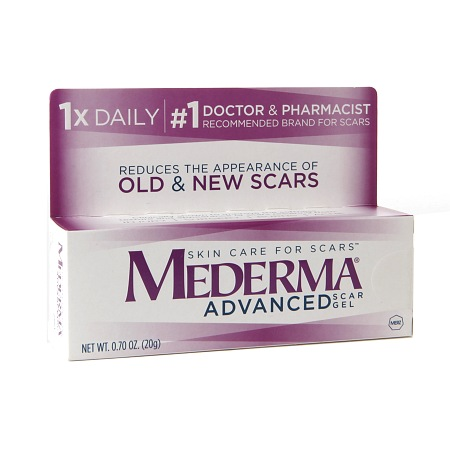 Mederma Advanced Scar Gel Express Rx