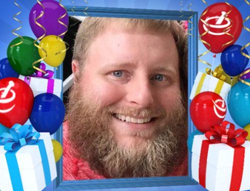 Happy Birthday Eric Crumbaugh