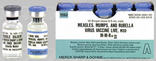 Measles, Mumps, and Rubella (MMR) Vaccination: What Everyone