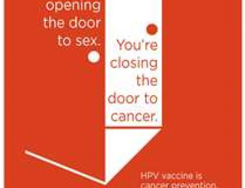 HPV Vaccine: Close the door on cancer
