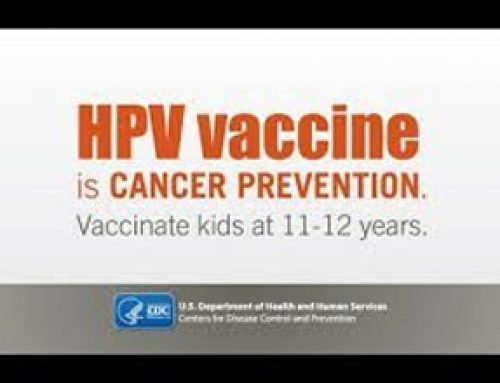 A survivor speaks:  HPV vaccine is cancer prevention